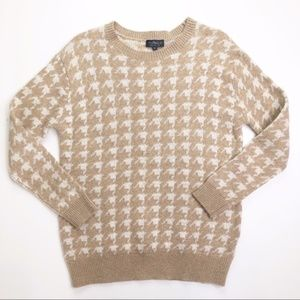TOPSHOP Crew Neck Pullover Sweater SIZE 4